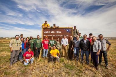 Valle de Oro National Wildlife Refuge, Albuquerque, New Mexico